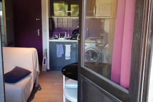 Appartement d'une chambre a Gruissan avec piscine partagee balcon amenage et WiFi a 2 km de la plage