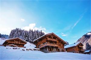 Location gîte, chambres d'hotes Chalet chemin des Cimes dans le département Haute Savoie 74