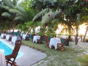Palm Beach Hotel, Szállodák  Grand'Anse Praslin - big - 30