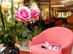 Hotel Villa Rosa, Hotel  Nago-Torbole - big - 50
