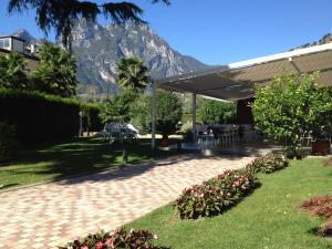Hotel Villa Rosa, Hotel  Nago-Torbole - big - 48