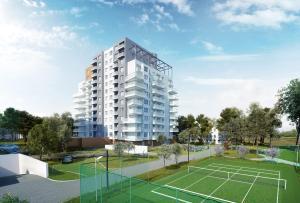 Apartament Baltica Towers