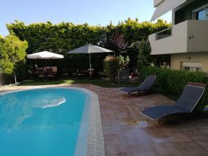 DreamCoast Apartments I - Hotel - Artemida