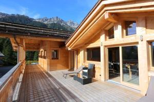 Chalet Isabelle Mountain lodge - Hotel - Chamonix