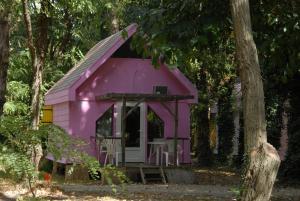Location gîte, chambres d'hotes Camping Bellerive dans le département Gard 30