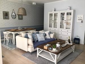 Morski Apartament Hampton w Playa Baltis