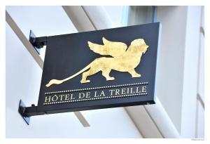 emblème de l'établissement Hotel De La Treille