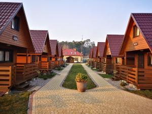 Domki Letniskowe Przy Parku