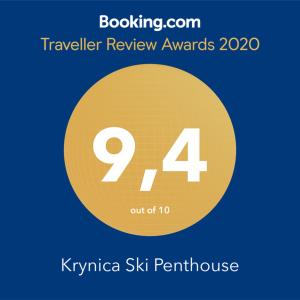 Krynica Ski Penthouse