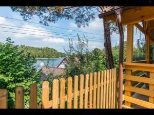 Domki letnisowe w sercu Kaszub Dziemiany