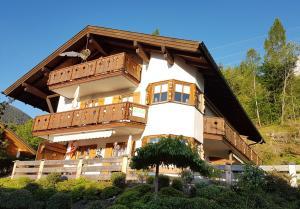 Ferienwohnungen Romeo-Julio-Mittenwald