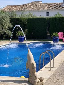 Villa with 7 bedrooms in Baza with wonderful mountain view private pool enclosed garden