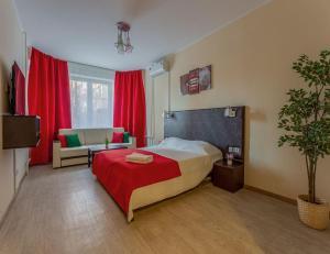 Apartment Hanaka Baikalskaya 18