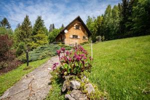 Domek na osiedlu Jarzębata