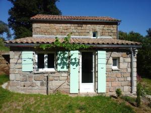 Accommodation in Chambonas