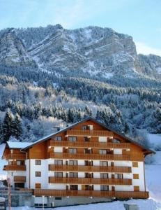 Apartment with 2 bedrooms in Thollon-les-Mémises, with wonderful lake view and WiFi - 500 m from the slopes - Hotel - Thollon-les-Mémises
