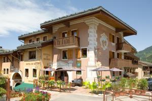 Hotel Du Bourg - Valmorel