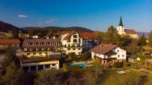Hotel des Glücks - Landhotel Fischl, Бад-Клайнкирхайм