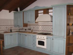 Residence La Bellotta, Apartmány  Oleggio - big - 20