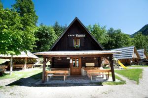 Camp Korita - Hotel - Soča