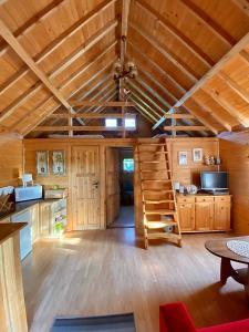 Verde Land Drewniany domek na wsi