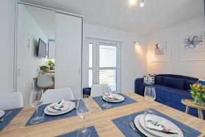 Apartament 12B Blue Marine Poddąbie