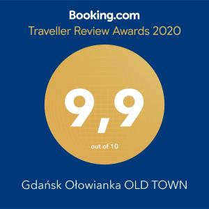 Gdańsk Ołowianka OLD TOWN