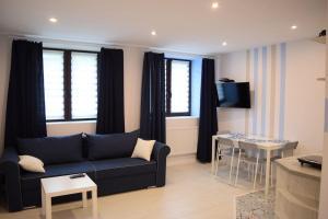 apartament studio pokoje