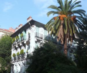 Hotel Villa Rivoli, Hotely  Nice - big - 59