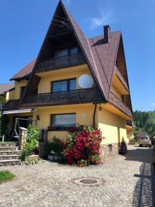Apartament Miodowy WaksmundNowyTarg