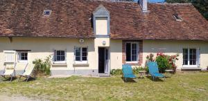 House with 3 bedrooms in Crouy sur Cosson Chambord with furnished garden and WiFi
