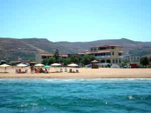 Gramvoussa Bay
