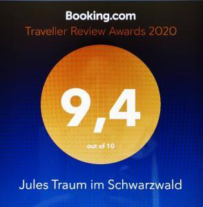 Jules Traum im Schwarzwald