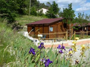 Location gîte, chambres d'hotes Camping à la Ferme de Bourras dans le département Alpes de haute provence 4