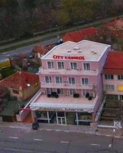 City hotel yambol, Hotel  Yambol - big - 46