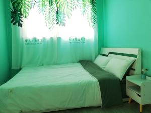 Manxuan Apartment (East River Lake 180 Degree River View Room), Ferienwohnungen  Zixing - big - 11