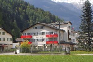 Hotel Posta - Le Prese, Poschiavo