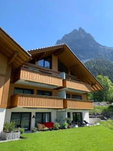 Büelbad - Relax Holiday Apartment - Hotel - Kandersteg