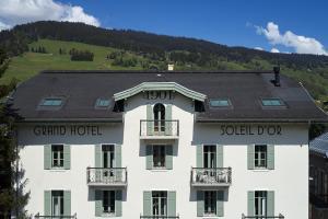 Grand Hotel Soleil d'Or - Megève