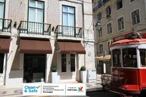 Lisboa Prata Boutique Hotel, 1100-420 Lissabon