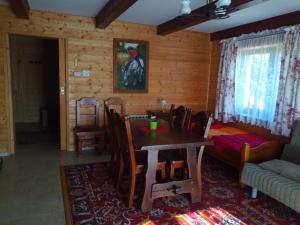Świerkowe Chatki Apartament Kominkowy