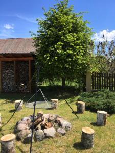 Domek w Bartoszymlesie