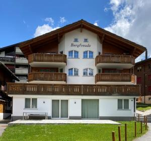 Bergfreude Apartment - Saas-Fee