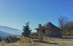 Albergue El Solitario, Vidiecke domy  Baños de Montemayor - big - 24