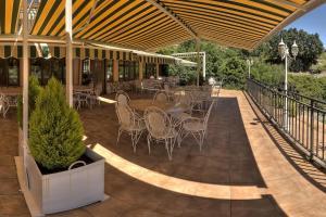 Albergue El Solitario, Vidiecke domy  Baños de Montemayor - big - 20