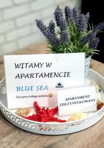 BLUE SEA APARTAMENT Leśne Tarasy