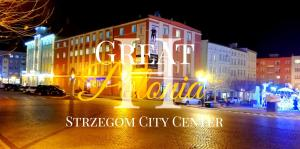 Great Polonia Strzegom City Center