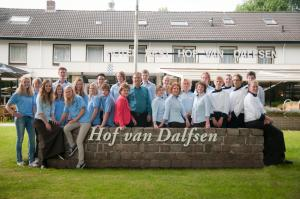 Hof van Dalfsen, Hotely  Dalfsen - big - 9