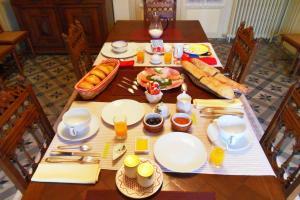 La Villa du Haut Layon, Bed and Breakfasts  Nueil-sur-Layon - big - 15