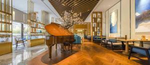 Yuyao Teckon Ciel Hotel (Yuyao Wanda Plaza store), Отели  Yuyao - big - 13